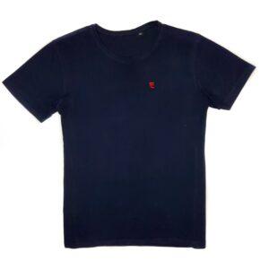 Enso Eco T-Shirt Navy