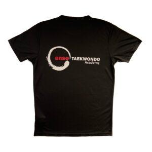 Enso Club Training T-Shirt Back